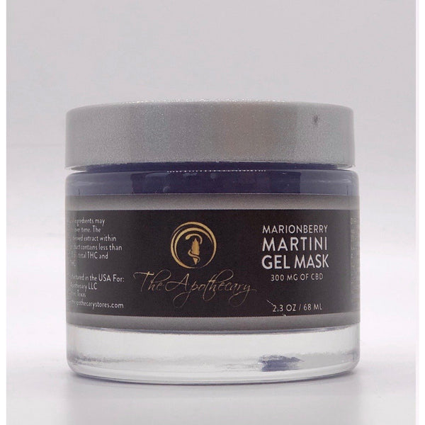 Marionberry Martini Gel CBD Mask