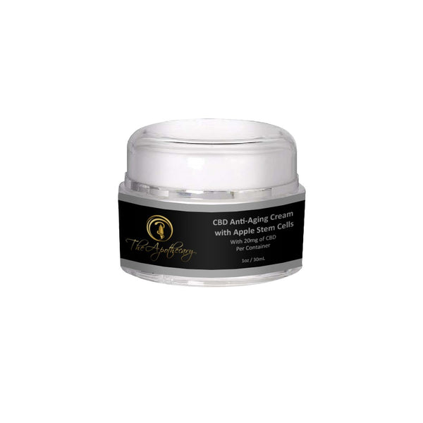 Anti-Aging Cream with Apple Stem texas, houston