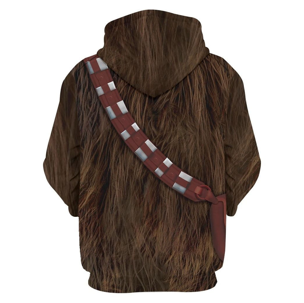 Wookie - HOT SALE 3D PRINTED