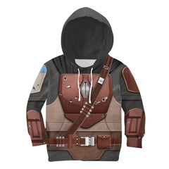 Mandalorian for Kid - HOT SALE 3D PRINTED - NOT IN STORE