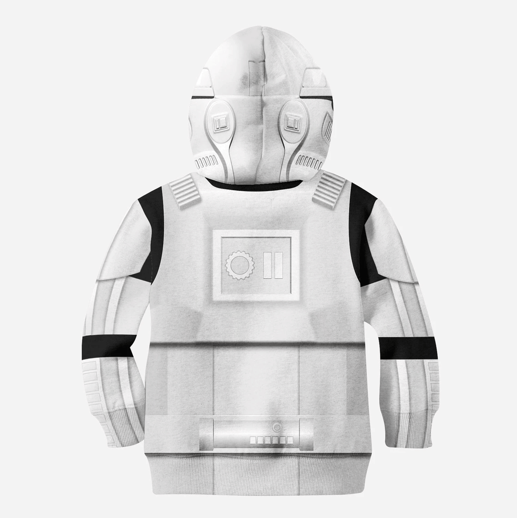 Storm Trooper for Kid - HOT SALE 3D PRINTED