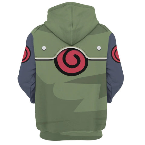 1.3 Kakashi Hatake - HOT SALE 3D PRINTED