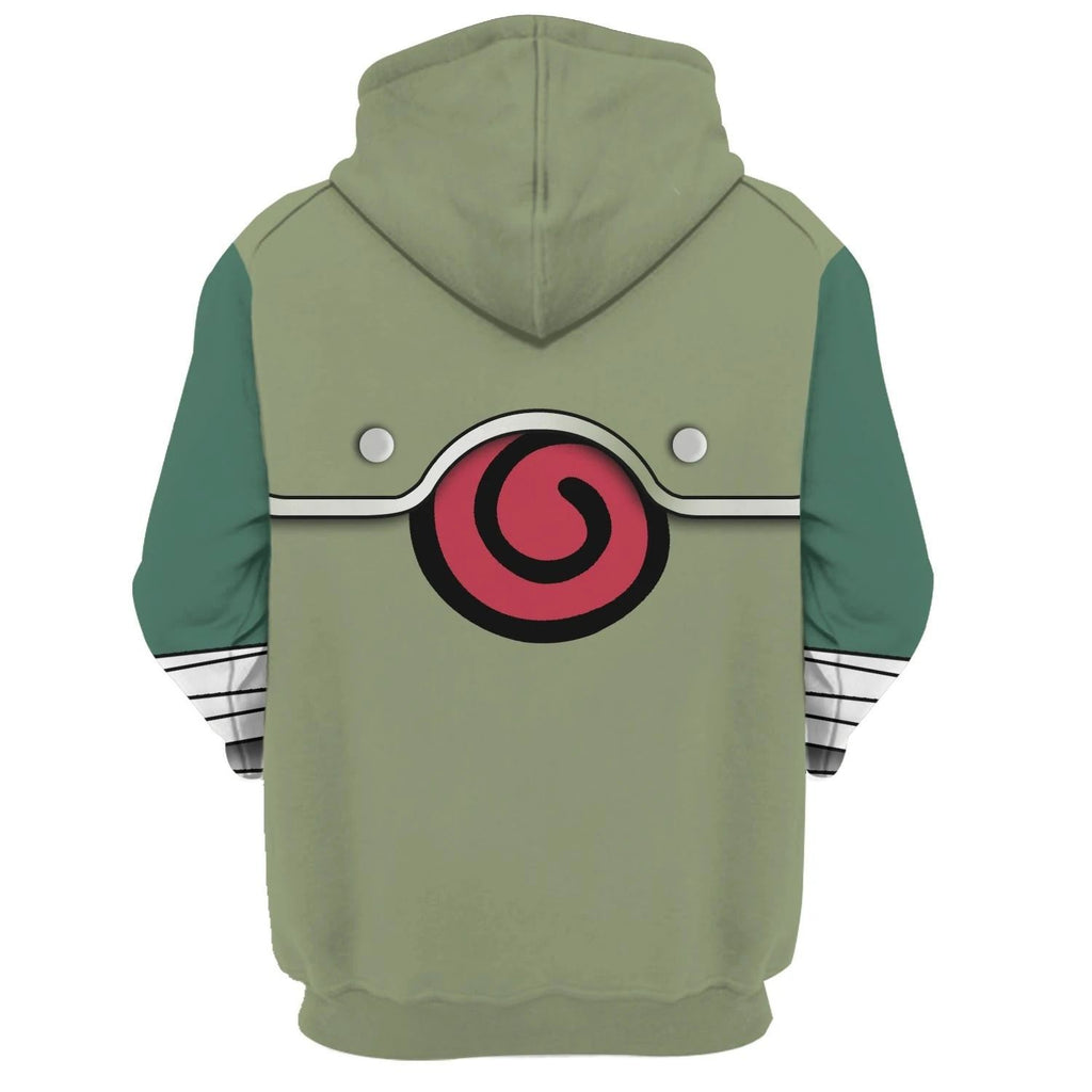 1.2 Rocklee Naruto Outfits - HOT SALE 3D PRINTED