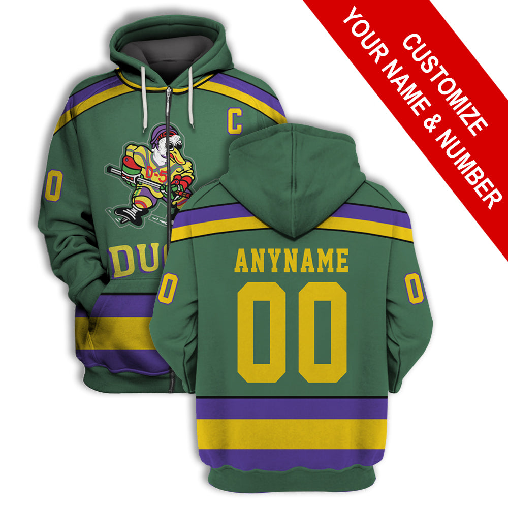 The Mighty Ducks Movie ver 2