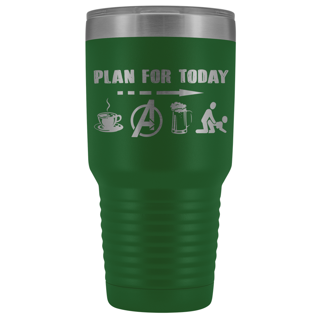 Plan for today - 30oz Ounce Vacuum Tumbler