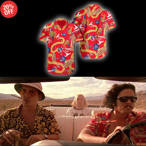 Dr.Gonzo fear and loathing in las vegas