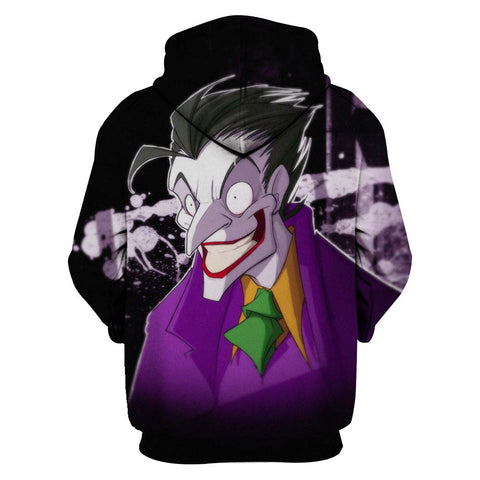 ELI-joker004 - HOT SALE 3D PRINTED - NOT IN STORE