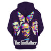 Image of ZAC-Godfather08 - HOT SALE 3D PRINTED - NOT IN STORE