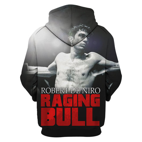 ZAC-Bull03 - HOT SALE 3D PRINTED - NOT IN STORE