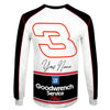 Image of Custom Your Name-Dale Earnhardt Racing Suit - HOT SALE 3D PRINTED