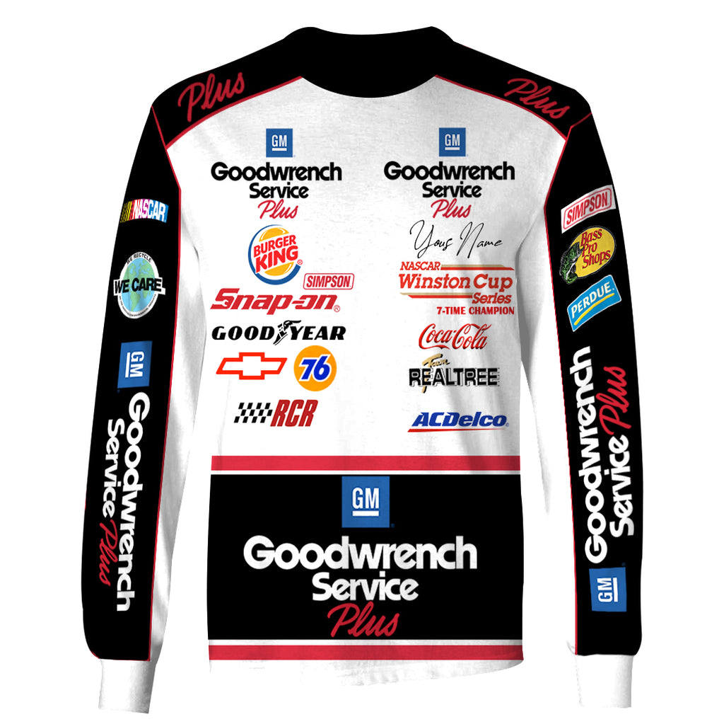 Custom Your Name-Dale Earnhardt Racing Suit - HOT SALE 3D PRINTED