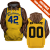 Image of Teen Wolf - Customize Name & Number