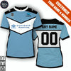 Image of Cronulla-Sutherland Sharks - Customize Name & Number