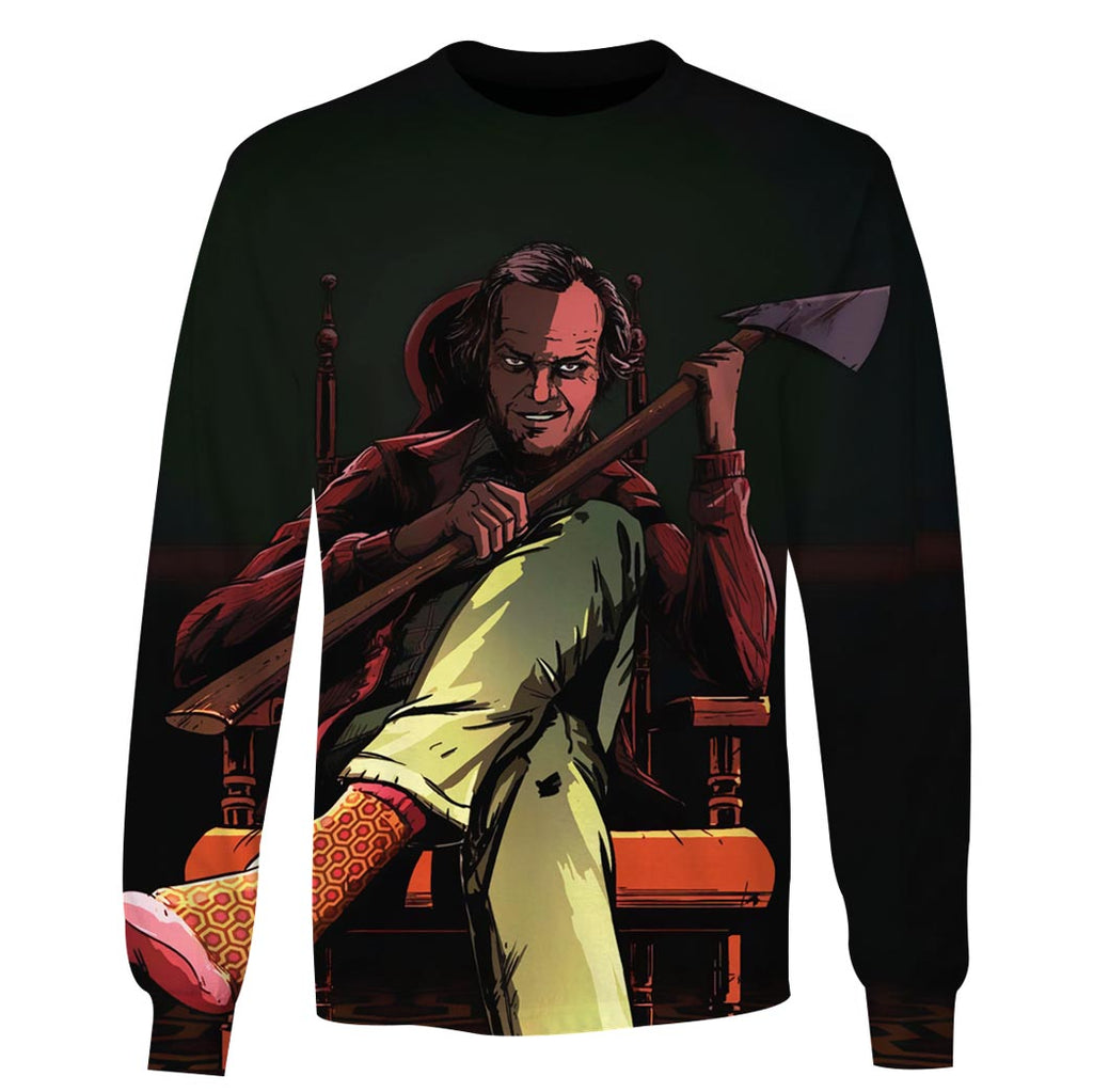 ZAC-The Shining01 - HOT SALE 3D PRINTED - NOT IN STORE