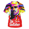Image of ZAC-Godfather07 - HOT SALE 3D PRINTED - NOT IN STORE