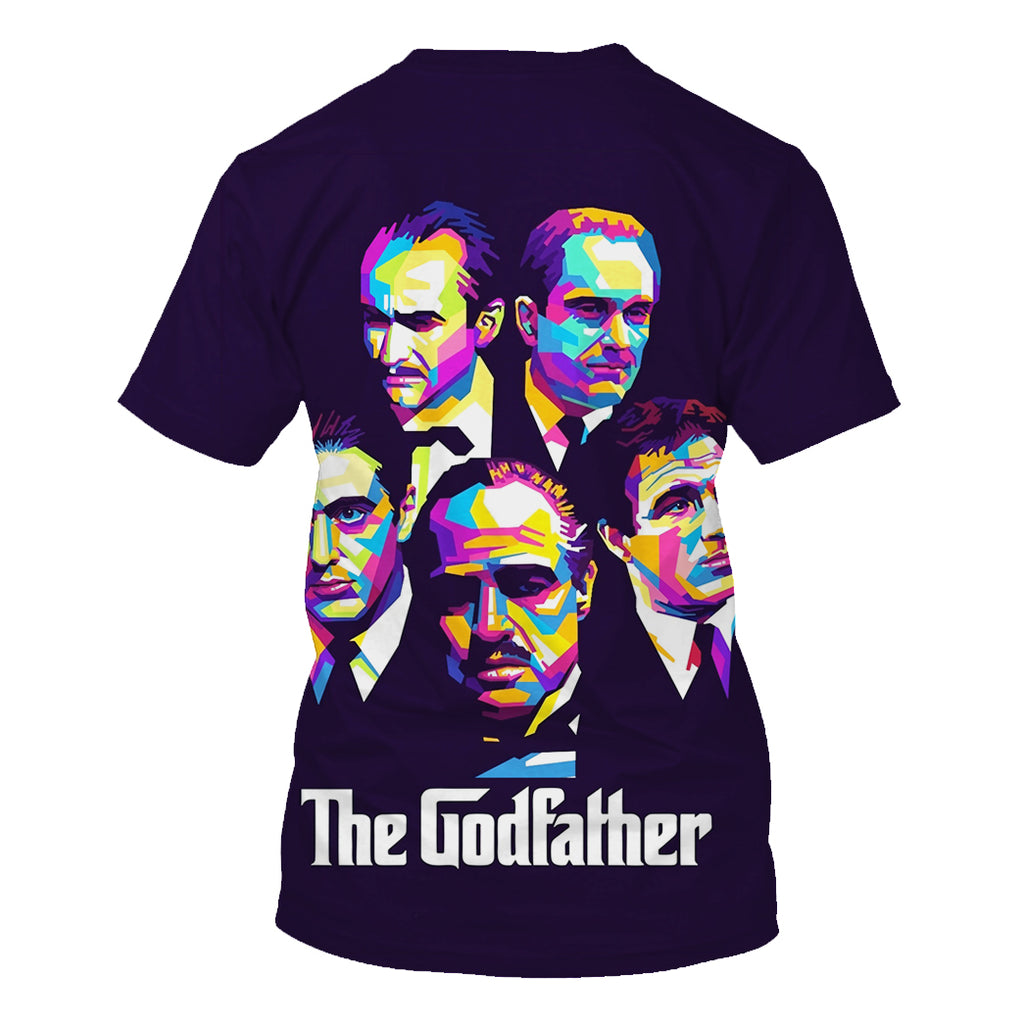 ZAC-Godfather08 - HOT SALE 3D PRINTED - NOT IN STORE