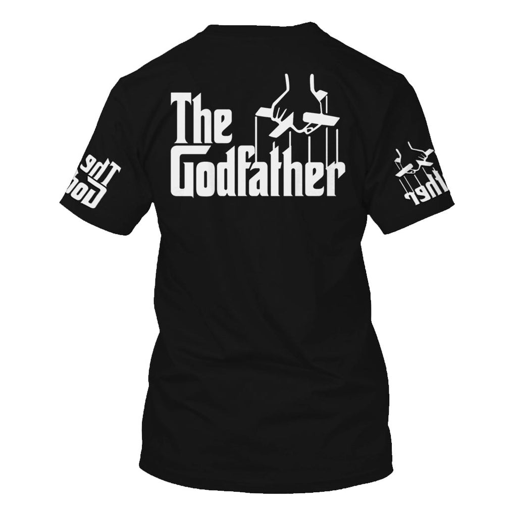 ZAC-Godfather01 - HOT SALE 3D PRINTED - NOT IN STORE