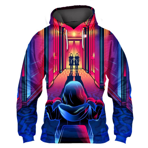 ZAC-The Shining05 - HOT SALE 3D PRINTED - NOT IN STORE