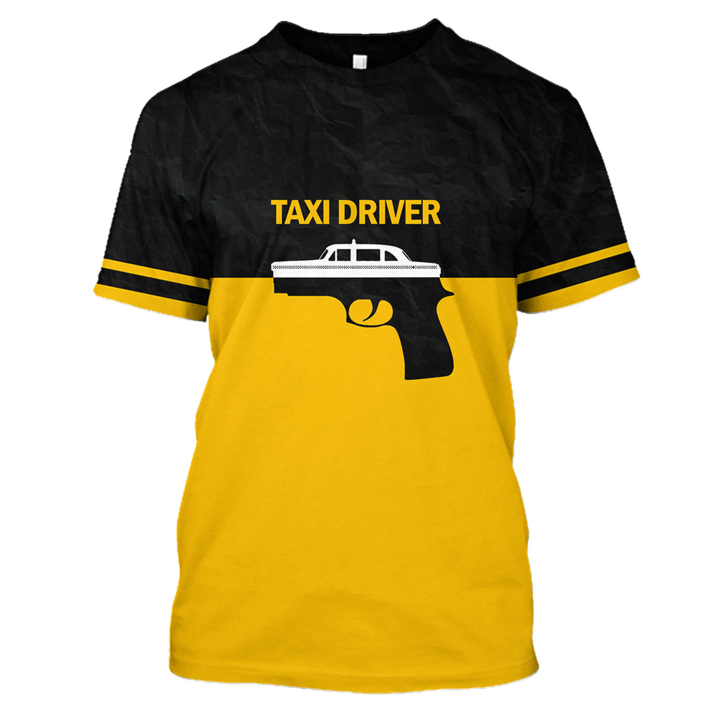 ZAC-TAXIDRIVER01 - HOT SALE 3D PRINTED - NOT IN STORE