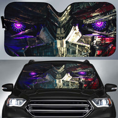 Optimus Prime-ZacTran001 - LIMITED EDITION AUTO SUN SHADES