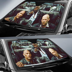 Fast & Furious - LIMITED EDITION AUTO SUN SHADES
