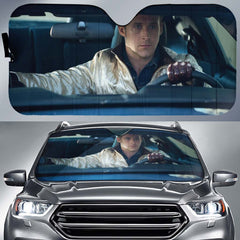 Ryan Gosling-Drive001 - LIMITED EDITION AUTO SUN SHADES