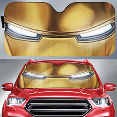 Iron Man 3-ZacIron003 - LIMITED EDITION AUTO SUN SHADES