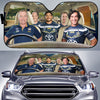 Image of Cowboys-ASNRL004 - LIMITED EDITION AUTO SUN SHADES