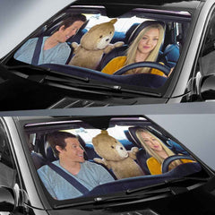 TED-AssTed001 - LIMITED EDITION AUTO SUN SHADES