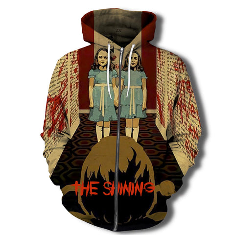 ZAC-The Shining10 - HOT SALE 3D PRINTED - NOT IN STORE