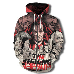 ZAC-The Shining03 - HOT SALE 3D PRINTED - NOT IN STORE