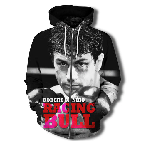ZAC-Bull07 - HOT SALE 3D PRINTED - NOT IN STORE