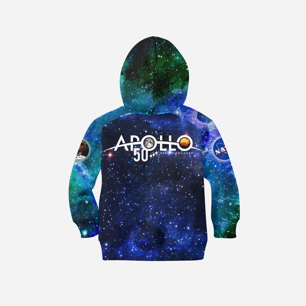 KID-ZacApollo11005 - HOT SALE 3D PRINTED - NOT IN STORE