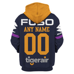 Melbourne Storm - Customize Name & Number