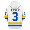 Image of Killer (#3) White Jersey