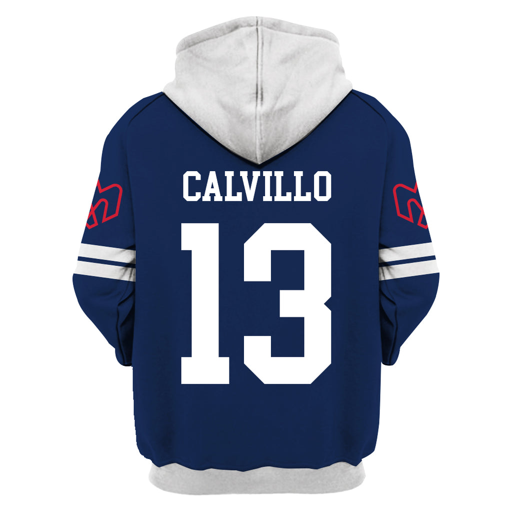 Anthony Calvillo ver2-CFLMon002 - HOT SALE 3D PRINTED - NOT IN STORE