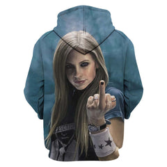 ZAC-AvrilLavigne002 - HOT SALE 3D PRINTED - NOT IN STORE