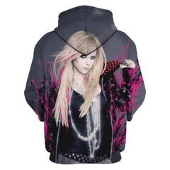 ZAC-AvrilLavigne003 - HOT SALE 3D PRINTED - NOT IN STORE