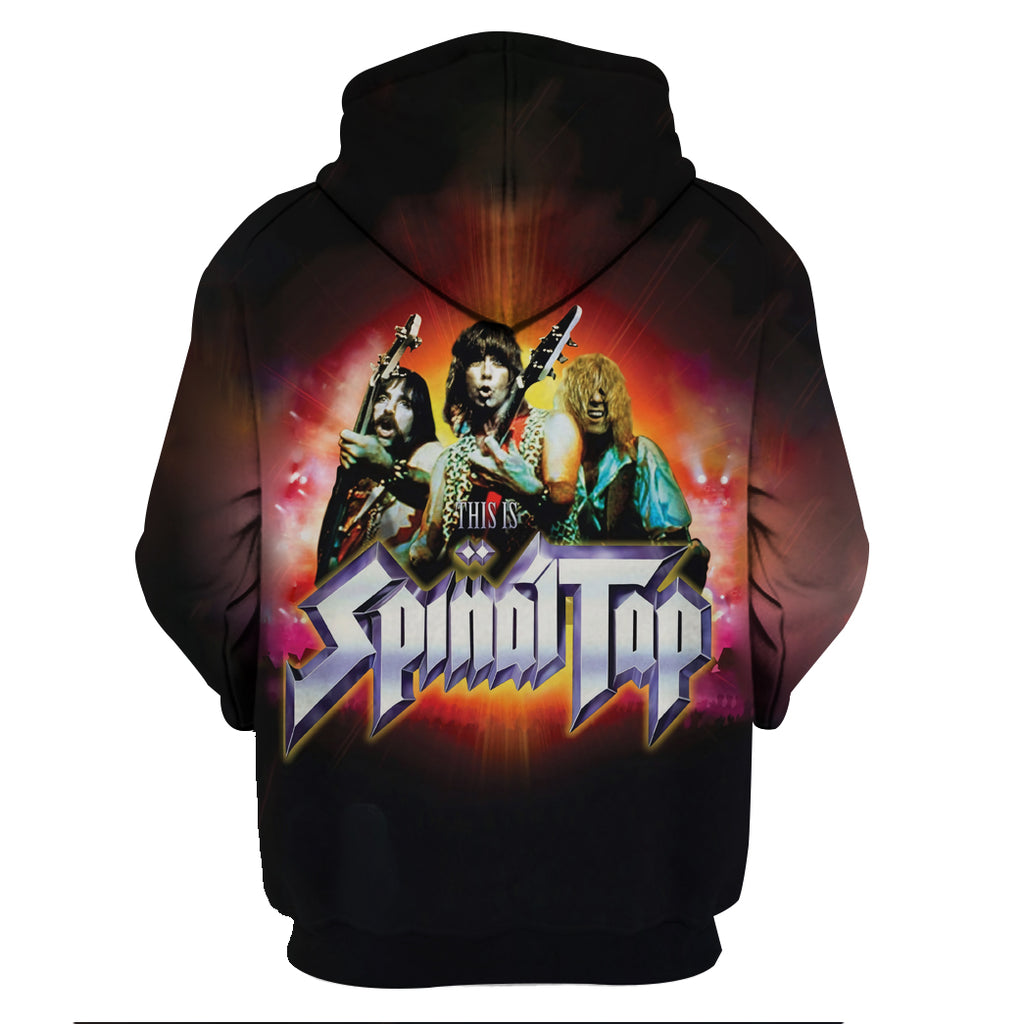 ZAC-SpinalTap006 - HOT SALE 3D PRINTED - NOT IN STORE