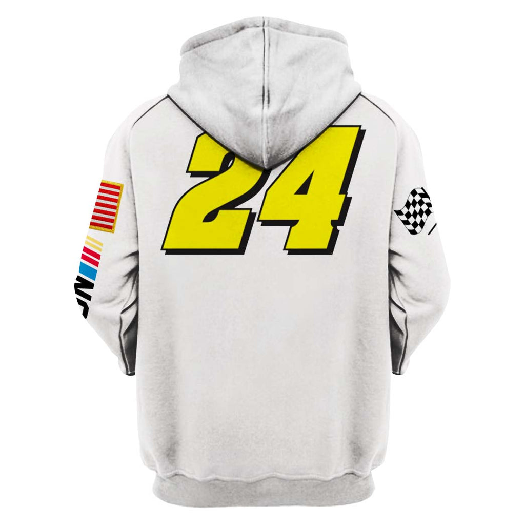 ZAC-JeffGordon001 - HOT SALE 3D PRINTED - NOT IN STORE