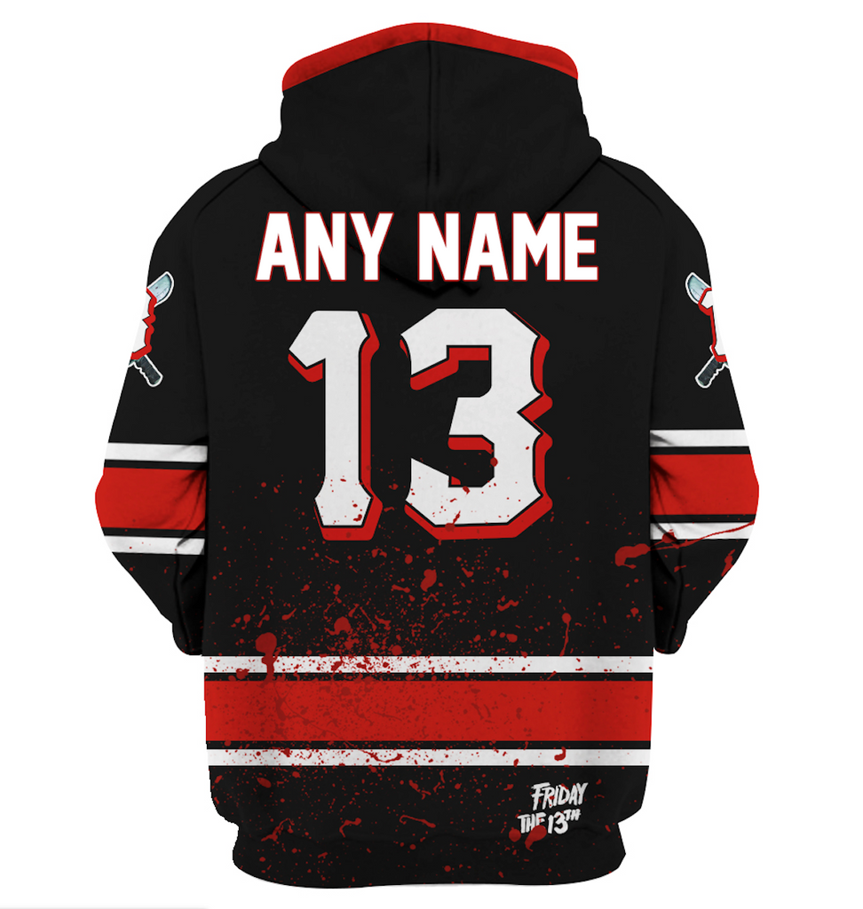 Customize Your Name-Friday13th - HOT SALE 3D PRINTED