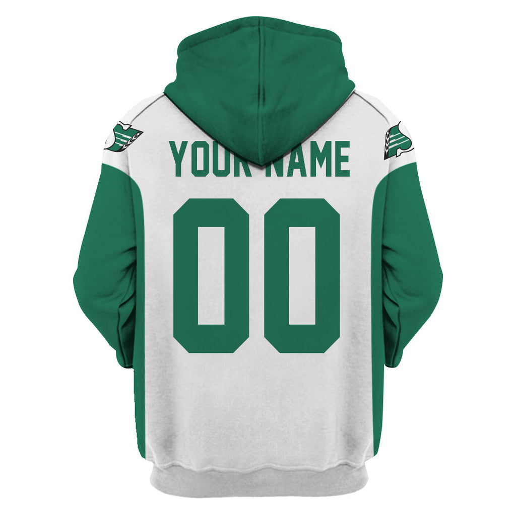 Saskatchewan Roughriders Away Jersey