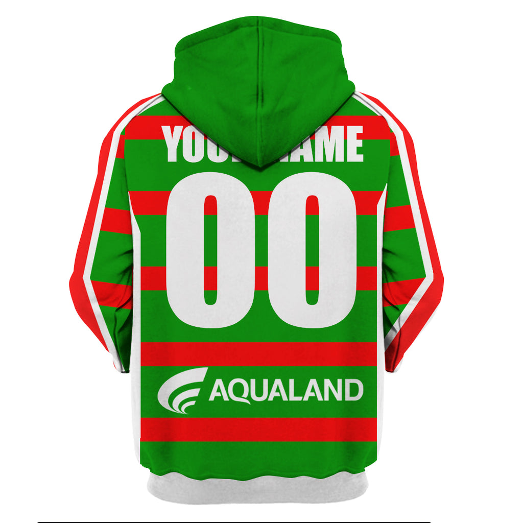 Rabbitohs - Customize Name & Number