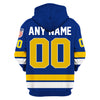 Image of SLAP SHOT MOVIE - CHIEFS BLUE