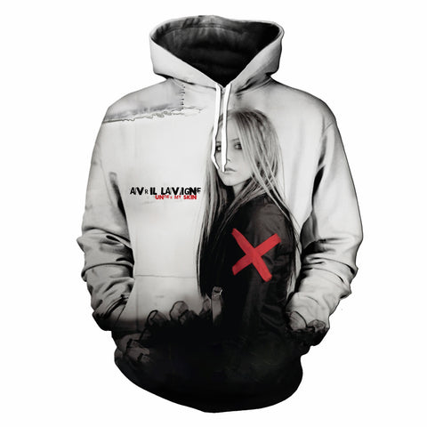 ZAC-AvrilLavigne008 - HOT SALE 3D PRINTED - NOT IN STORE