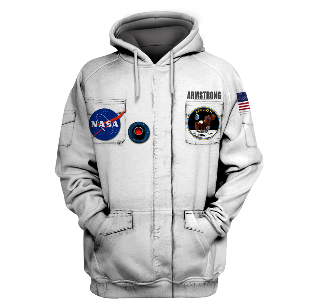 Neil Armstrong - Apollo 11 ver 2