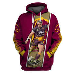 Corey Parker-NRLBB006 - HOT SALE 3D PRINTED - NOT IN STORE