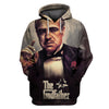Image of ZAC-Godfather03 - HOT SALE 3D PRINTED - NOT IN STORE