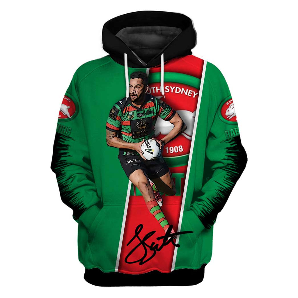 John Sutton-NRLSSR004 - HOT SALE 3D PRINTED - NOT IN STORE