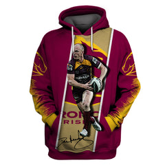 Darren Lockyer v2-NRLBB002 - HOT SALE 3D PRINTED - NOT IN STORE